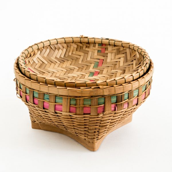 Basket with Tray