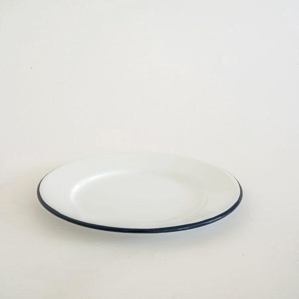 Flat Enameled Plate