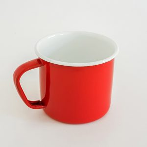 Enameled Mug XL