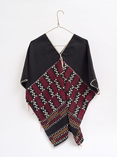 Traditional Lanna Poncho