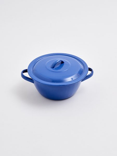 Cazuela de Enamel Azul