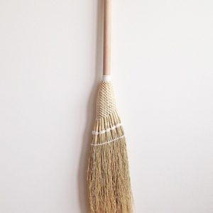 Sorghum Broom