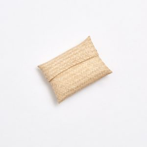 Bamboo wallet - Monedero de Bambú